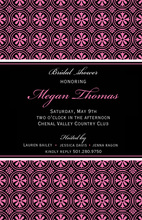 Modern Mystique Invitations