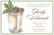 Fresh Julep Invitations