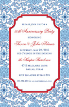 Extra-ordinary Ornate Invitation