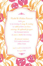 Enchanted To Celebrate Invitation