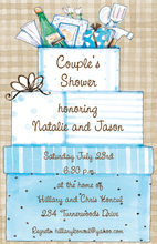 Gifts for Couples Invitation