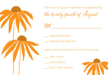 Classic Growers RSVP Cards