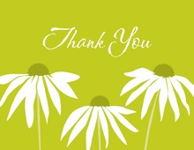 Superior Flowers Thank You Cards