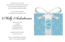 Splendid Bride Gifts Bridal Shower Invitations