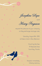 Express Your Love Wedding Invitations