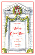 Festive Foyer Invitations