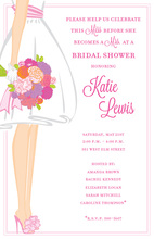 Summer Bride Invitations