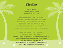 Adorable Cherished Tropics Enclosure Cards