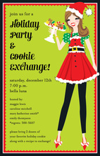 Sugar Cookies Invitation