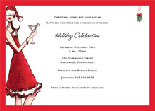 Merry Cocktail Invitations