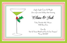Holly Tini Invitation