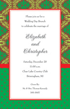 Christmas Mix Invitation