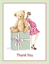 Teddy Bear Thank You Cards