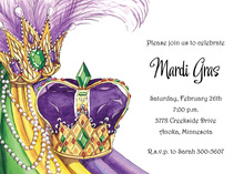 Crowning Touch Invitations