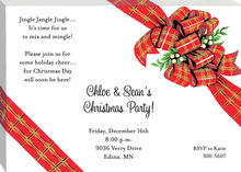 Extravaganza Great Holiday Package Invitations