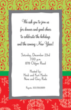 Luxurious Popular Renaissance Invitation