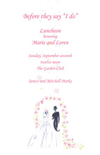 Forever After Wedding Invitations