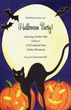 Bewitch In Hour Invitations