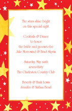 Special Event Star Bright Invitation