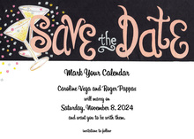 Script Save The Date Invitation