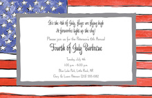 Independence Day Invitations