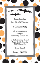 Go Batty Invitation