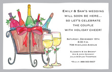 Chilled Drinks Invitation