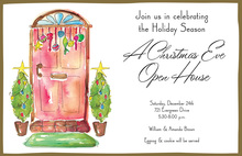 Holiday Home Invitation